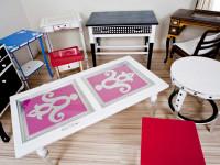 Новая жизнь старой мебели – 85 фото идей по реставрации мебели своим руками