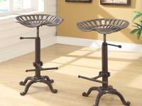 Барные стулья – металлические, деревянные, пластиковые варианты и модели из комбинированных материалов (88 фото)