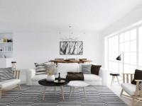 Белый диван (119 фото): разнообразие моделей, стилей и правила выбора
