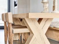Деревянный стол:  уникальные дизайн-проекты для создания стола своими руками (106 фото + инструкция)