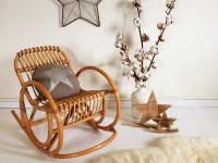 Кресло-качалка – 128 фото современных стильных кресел и советы как сделать своими руками