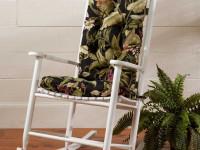 Кресло-качалка в интерьере – обзор лучших вариантов и новинок дизайна