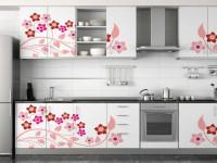 Кухни с фотопечатью – материалы и способы применения. 95 фото недостатков и достоинств выбора