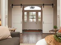Раздвижные двери – преимущества и недостатки использования. Современные виды механизмов (115 фото)