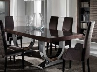 Современные столы – оригинальные стильные дизайнерские модели рабочих и кухонных столов (100 фото)