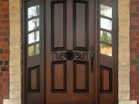 Входные двери: установка качественной металлической двери. 102 фото стильных и надежных варианта