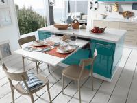 Выдвижной стол – правила и технологии изготовления. 118 фото грамотного размещения