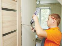 Установка дверей: 101 фото пошаговой инструкции по установки межкомнатных дверей