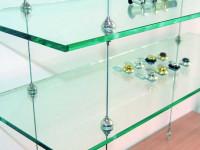 Стеклянные полки: ТОП-100 фото лучших вариантов для интерьера. Новинки дизайна и оригинальные решения по размещению в интерьере
