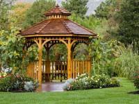 Беседки из дерева (130 фото) – лучшие варианты для дачи и сада. Обзор достойных проектов и рекомендации от мастеров