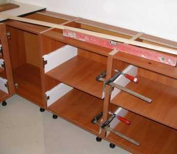 Сборка мебели своими руками – пошаговая инструкция с описанием и рекомендациями