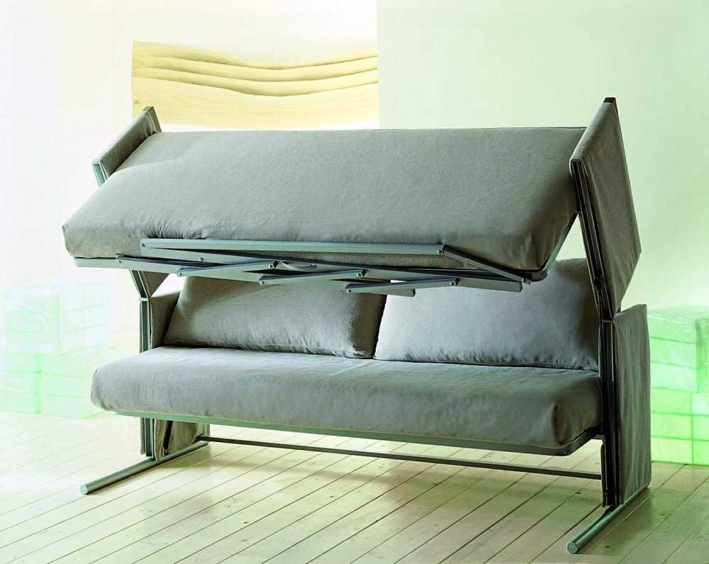 Диван-трансформер - материалы и виды раскладывающихся диванов (116 фото)