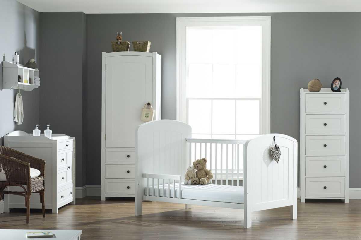 Белая детская мебель – уютный и стильный дизайн. 102 фото роскошного интерьера в детской.