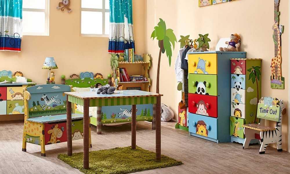 Детская корпусная мебель (103 фото): современные варианты и особенности использования в интерьере