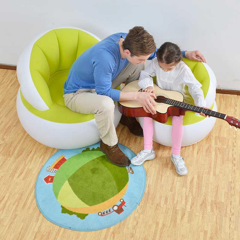 Детская мягкая мебель: 104 фото каркасной, бескаркасной и трансформирующейся мебели
