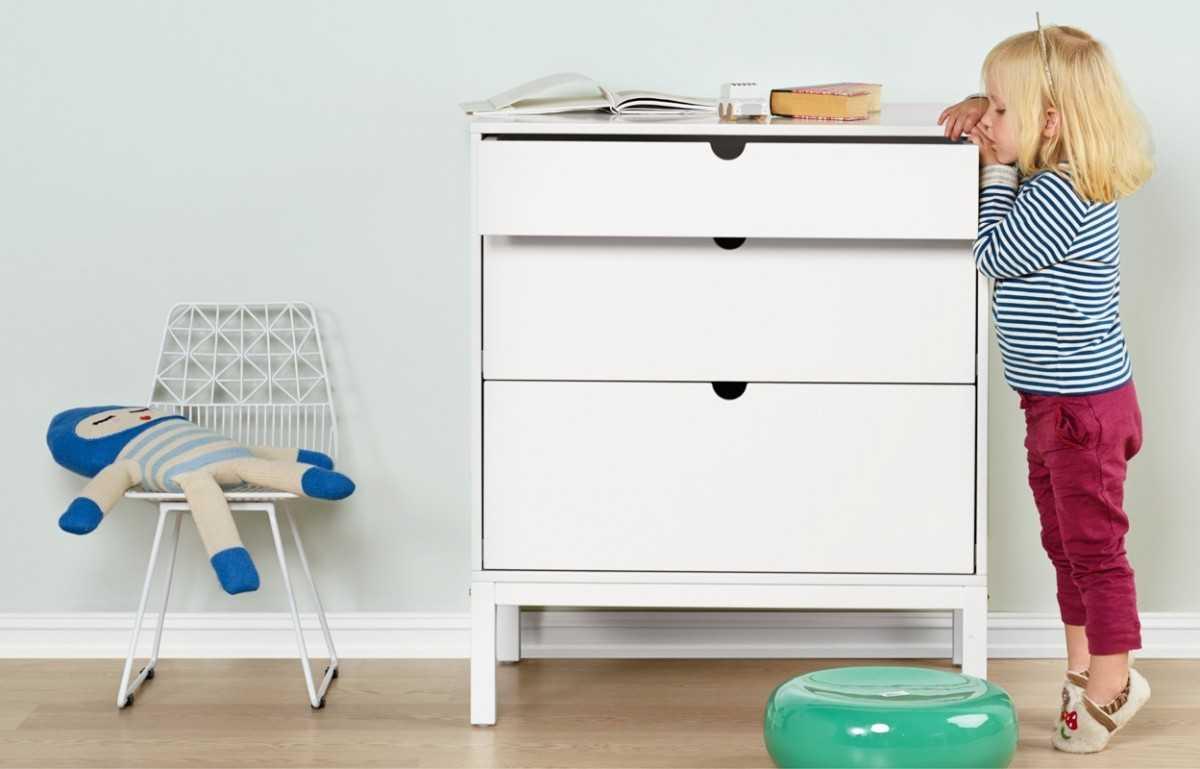 Детский комод:  универсальные, пеленальные и с ванночками. Самые стильные дизайны (75 фото-идей)
