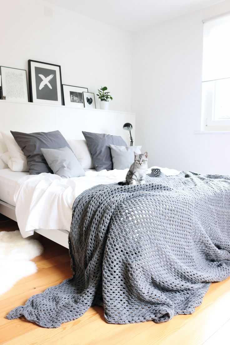 Кровать в спальню – как выбрать функциональное и стильное спальное место (136 фото-идей)