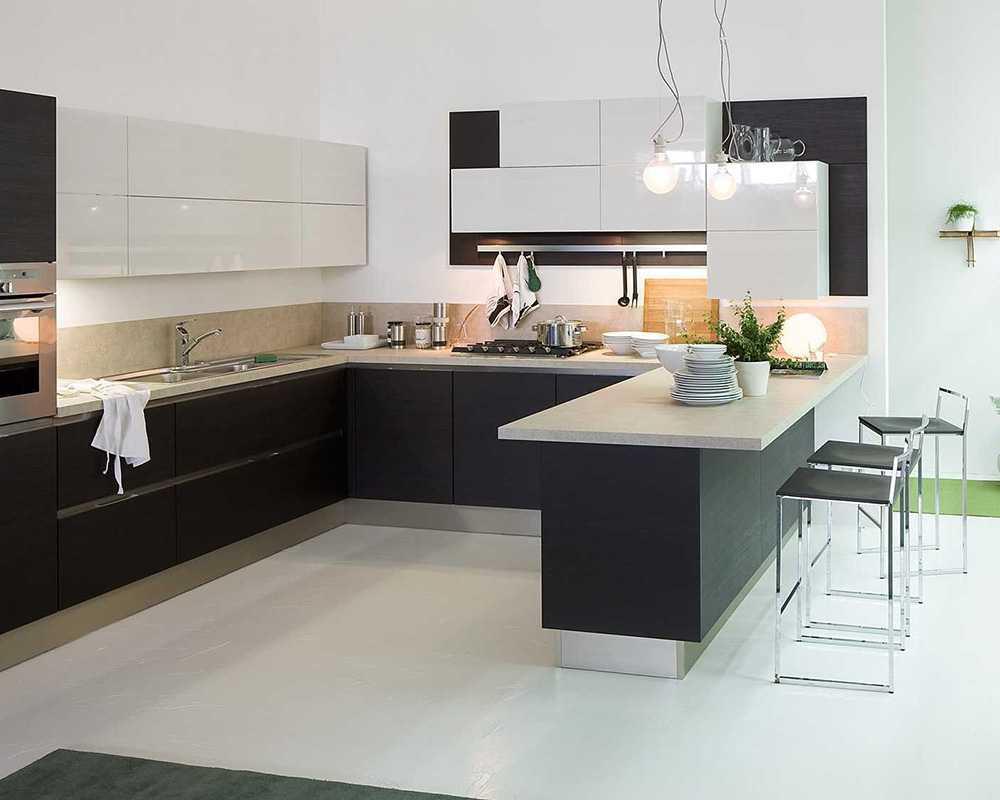 Модульные кухни – обзор бюджетных вариантов и лучших дизайнерских решений (109 фото)