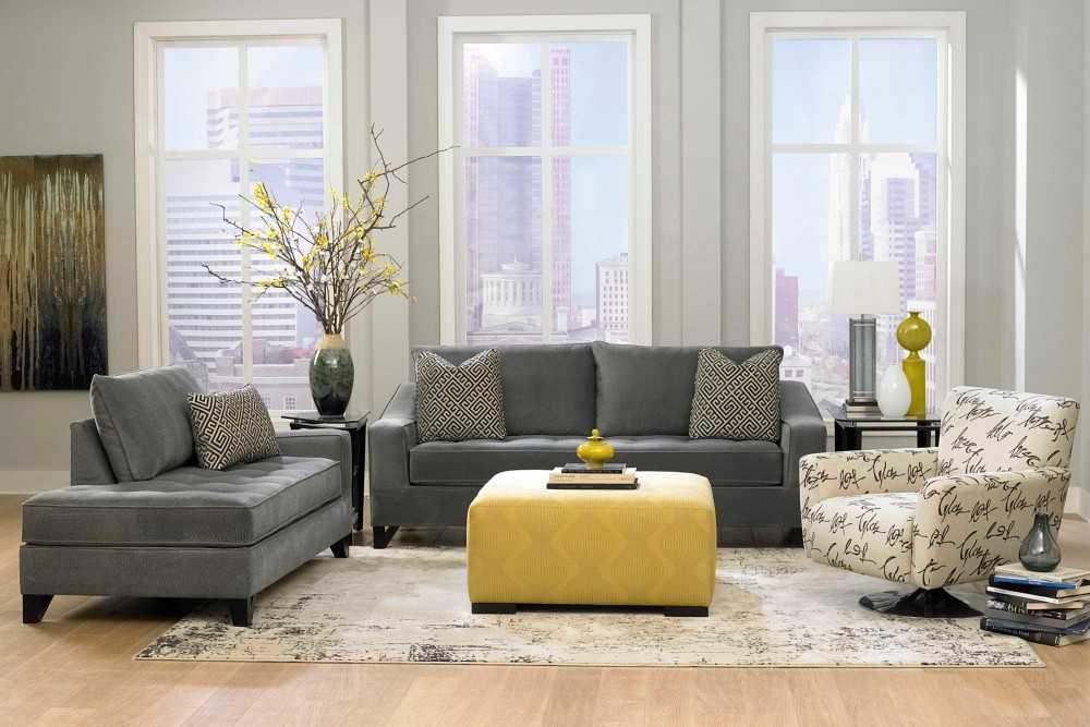 Мягкая мебель в интерьере - как правильно подобрать мебель к разным стилям (111 фото-идей)