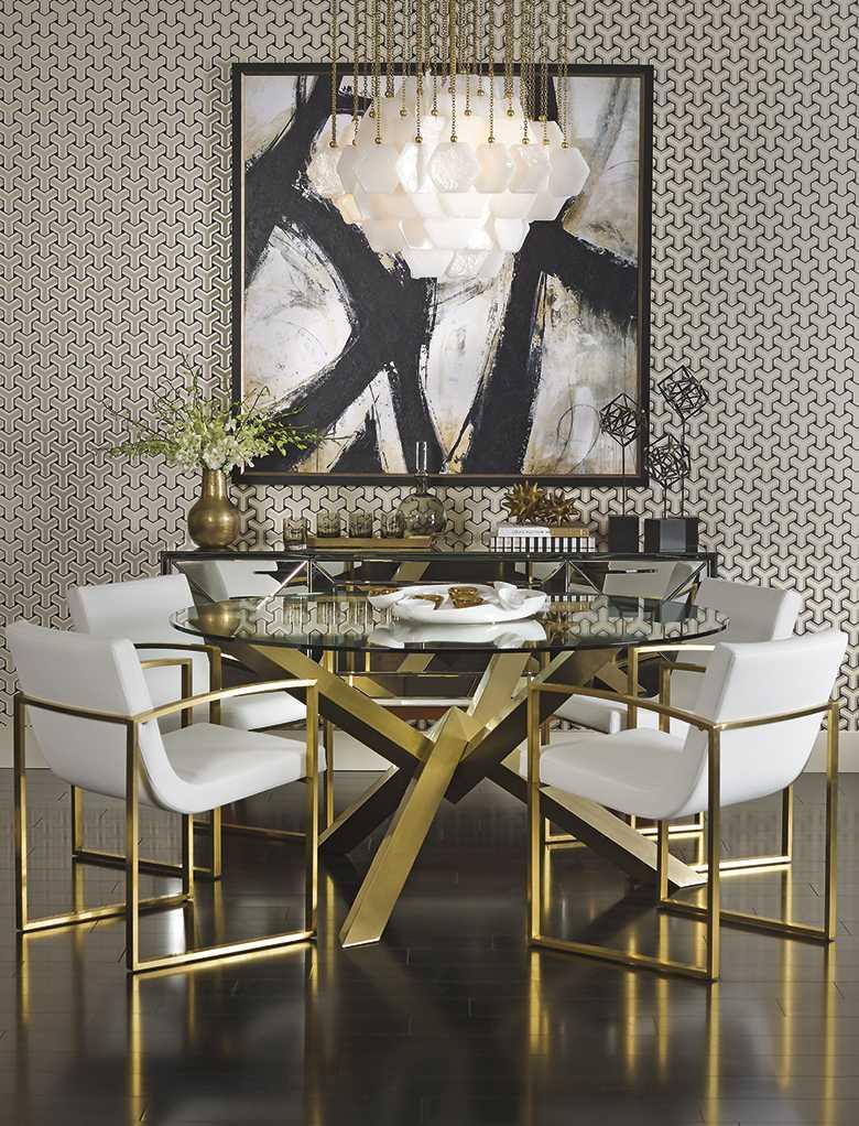 Обеденный стол: выбор места, подбор материалов, форм и конструкций (96 фото + видео)