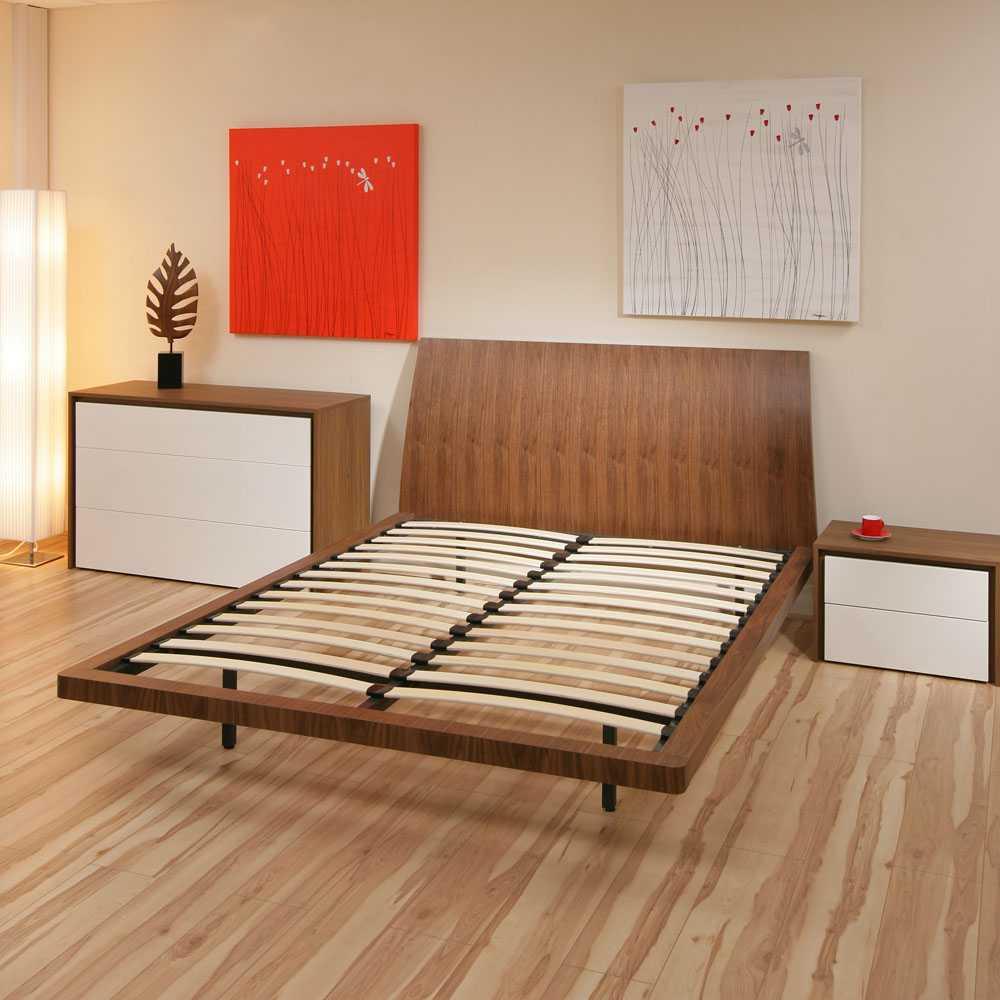 Основание для кровати – предназначение конструкции и правила выбора для стильного дизайна (109 фото)