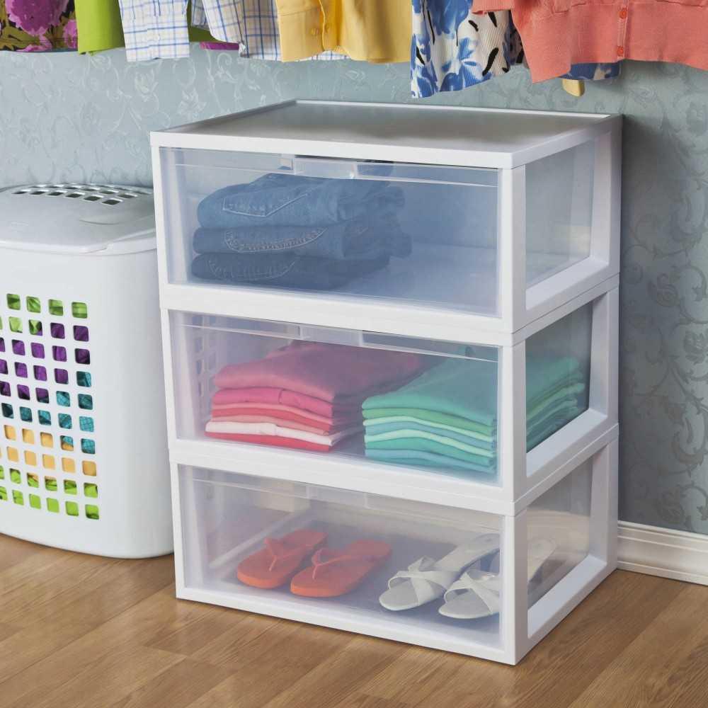 Пластиковый комод – 103 фото современных моделей комодов для детской
