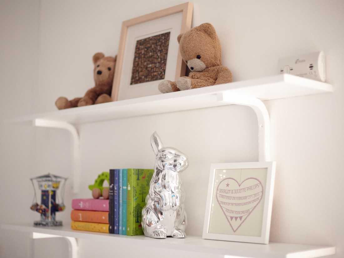 Развивающая детская. Письменный стол и книжные полки. Дизайн ... | 825x1100
