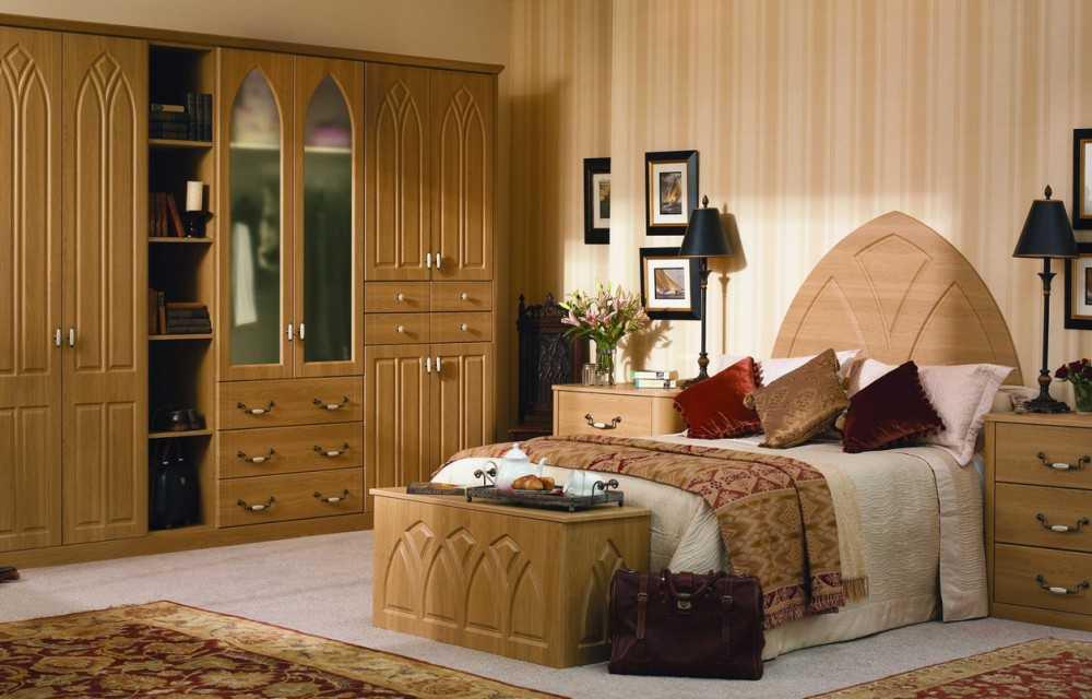 Шкаф в спальню – рекомендации и советы по выбору форм и размеров (128 фото)