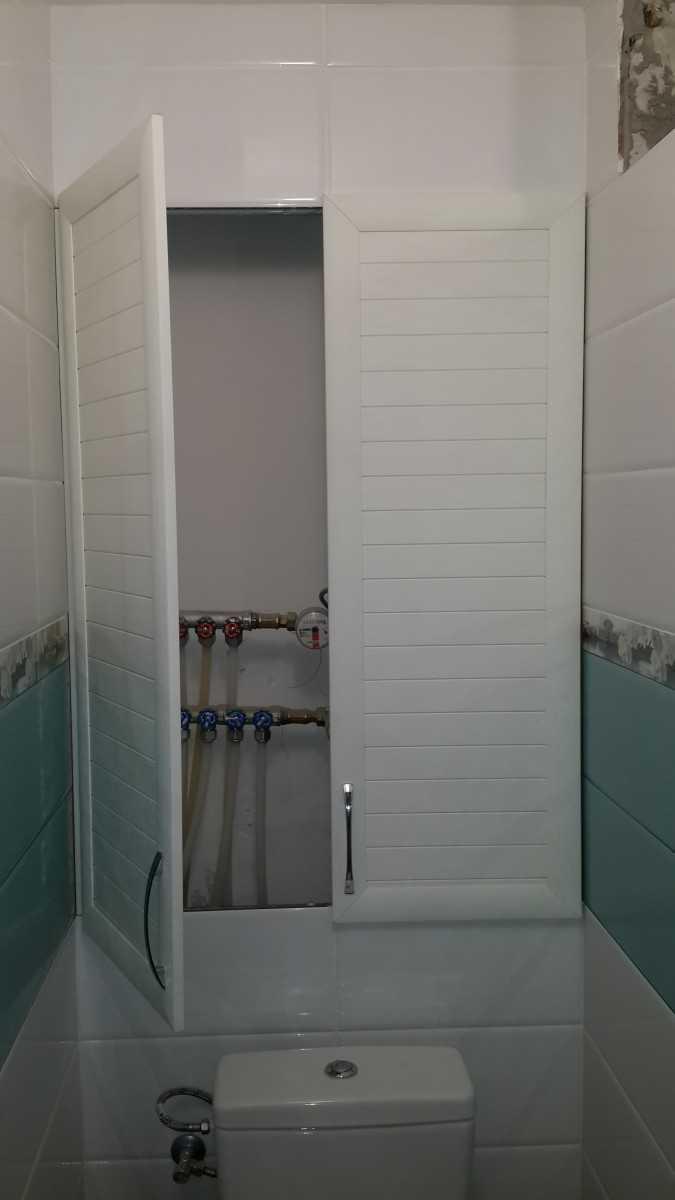 шкаф в туалет 70 фото вариантов компактной и стильной