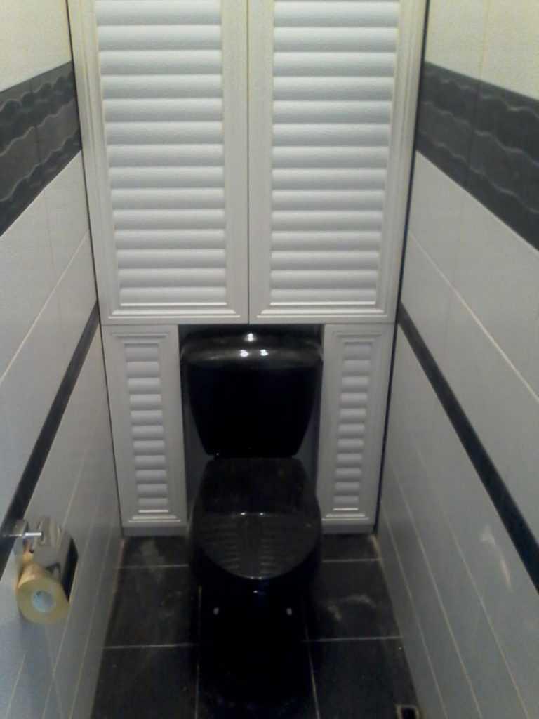 Шкафы в туалете картинки