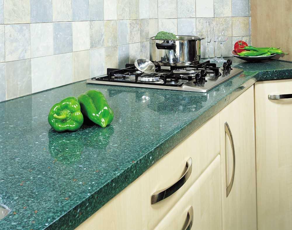Столешницы для кухни – основные параметры, технические требования и установка. 115 фото современных и стильных моделей