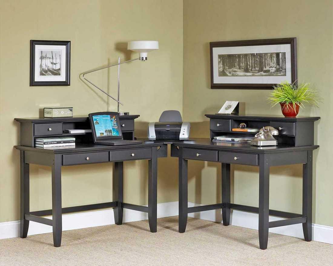 Компьютерный стол со стеллажом угловой 18 фото особенности и характеристики изделия