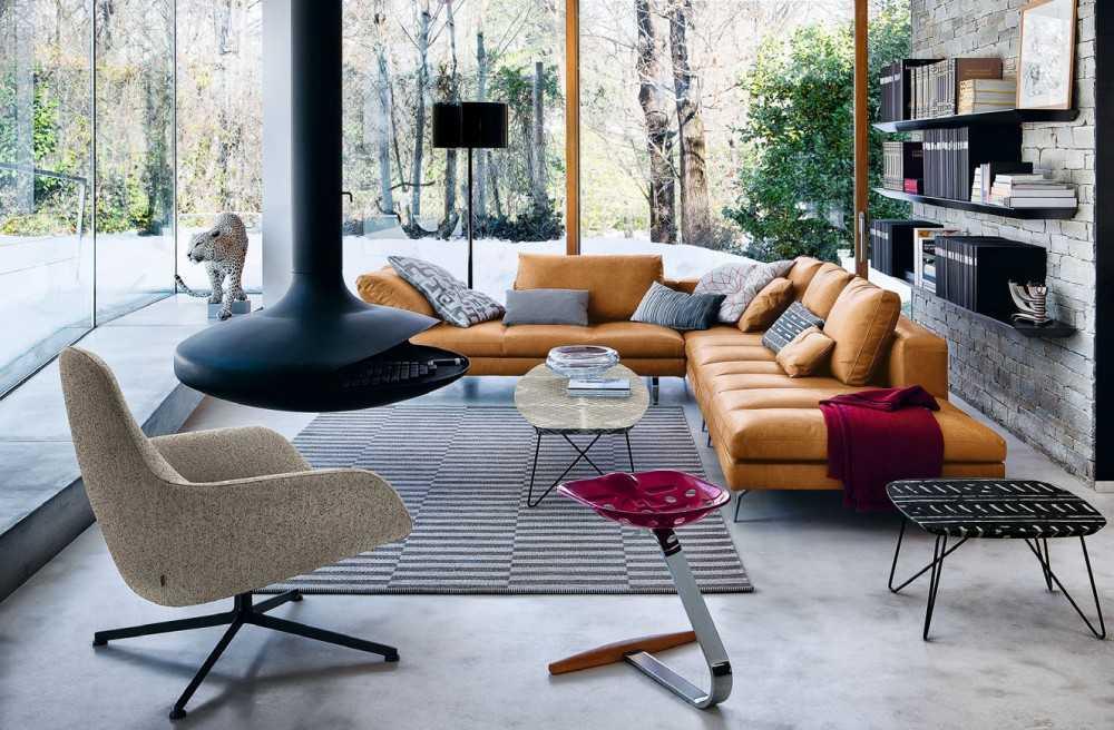 Модульные диваны - основные особенности модульных систем. 101 фото диванов в интерьере