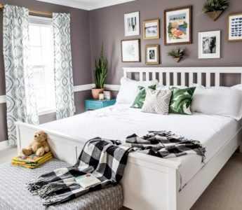 Как украсить спальню – пошаговая инструкция от А до Я. Фото обзор лучших дизайн проектов 2020 года