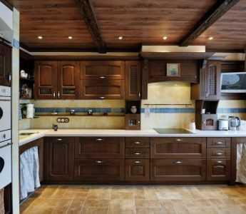 Кухня в стиле кантри - обзор лучших идей по обустройству стильного и функционального дизайна (120 фото)