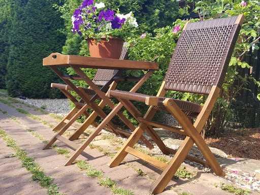 Мебель для сада и дачи как способ обустройства зоны отдыха