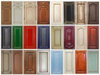 Кухонные фасады — обзор лучших новинок, инструкция как выбрать, материал, советы от профи!