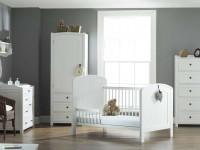 Белая детская мебель — уютный и стильный дизайн. 102 фото роскошного интерьера в детской.