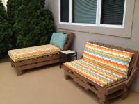 Диван из поддонов — изготовление дивана из поддонов и декоративное оформление конструкций (133 фото)