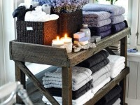 Корзина для ванной комнаты — основные виды, дизайн встроенных и настенных типов корзин (100 фото)
