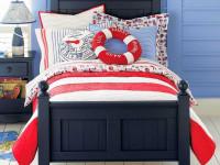 Кровать для мальчика — основные принципы подбора для детей от трех до 14 лет (86 фото)