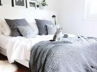 Кровать в спальню — как выбрать функциональное и стильное спальное место (136 фото-идей)