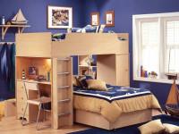 Мебель для мальчика (104 фото): правила подбора мебели в зависимости от размера комнаты