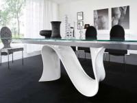 Пластиковый стол — преимущества и недостатки использования пластика в интерьере. 105 фото современных форм