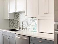 Шкаф для посуды — модные цветовые решения и современные материалы изготовления (84 фото)