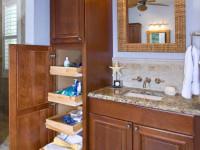 Шкаф-пенал для ванной — современные разновидности. 78 фото идеальных дизайнерских шкафов
