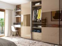 Шкафы-купе — современный дизайн и модные стили оформления (110 фото-идей)