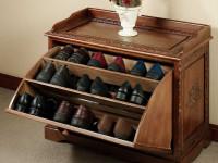 Тумба для обуви: расположение, разновидности, правильное использование в дизайне (96 фото)