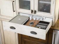 Выдвижной шкаф — обустройство кухни и комнат функциональной мебелью (91 фото-идей)