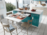 Выдвижной стол — правила и технологии изготовления. 118 фото грамотного размещения